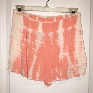 Pants - Tie dye shorts NWOT